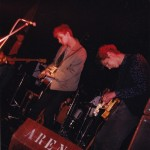 Bicycle Thieves live in der Arena, 1989