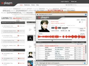 Schreenshot Play.FM